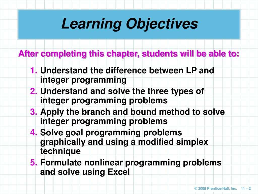 discuss the scope and role of linear programming in solving management problems Discuss the steps and role of linear programming is solving management problems linear programming used in marketing management ђ media selection : the linear programming technique helps in determining the advertising media mix so as to maximize the effective exposure.