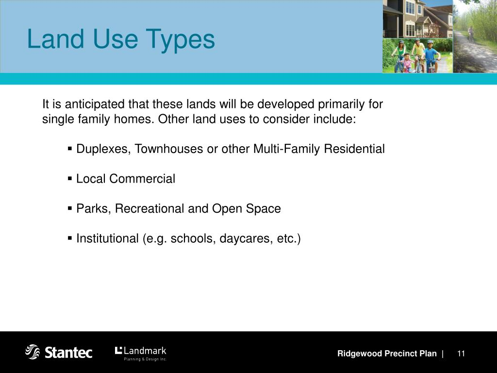 Land Use Types