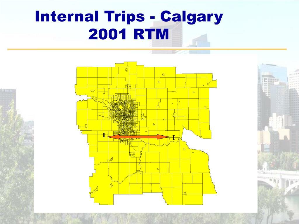 Internal Trips - Calgary