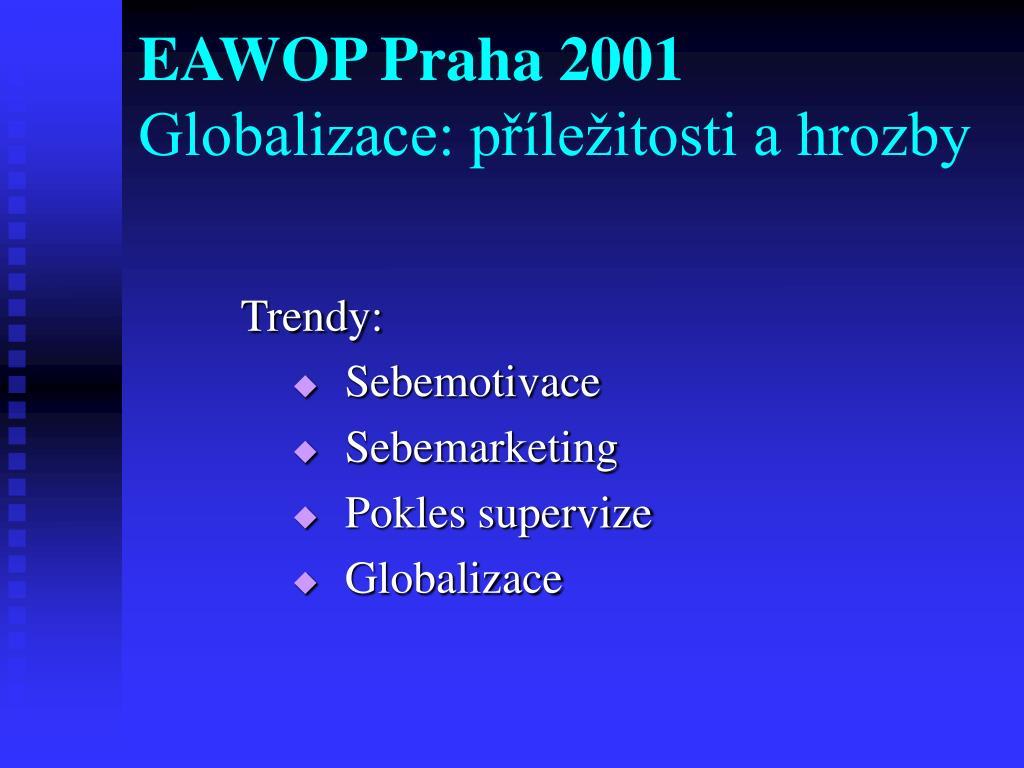 EAWOP Praha 2001