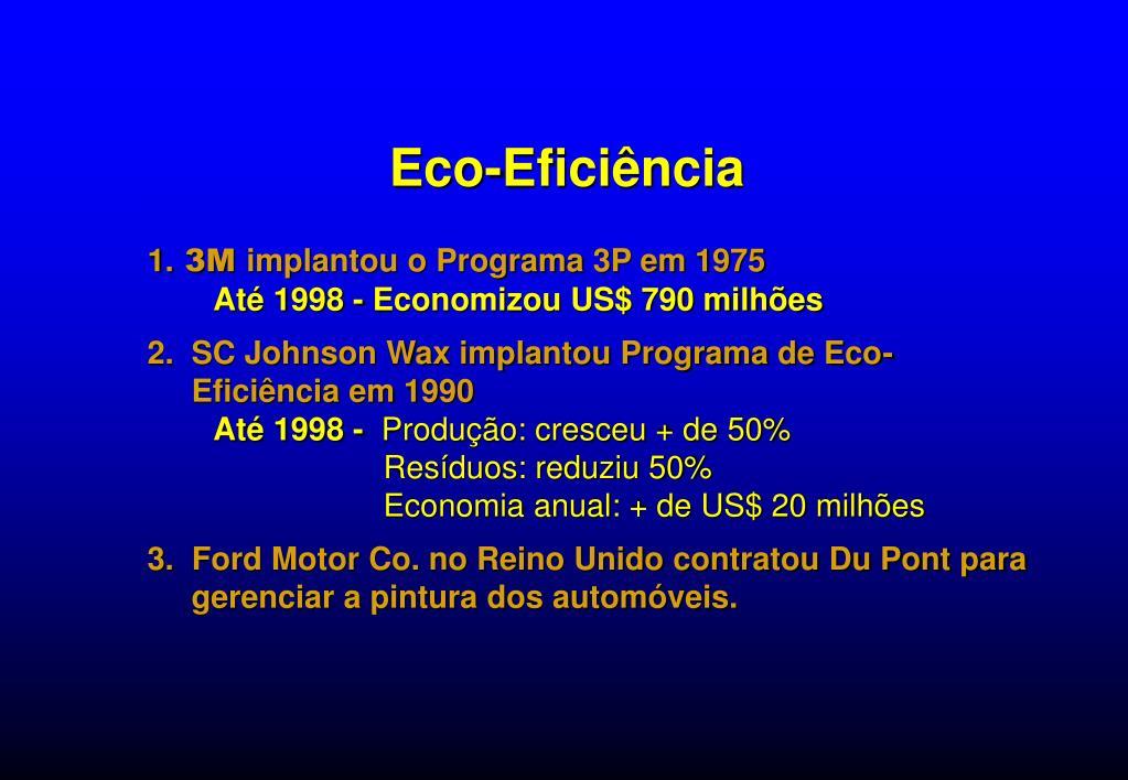 Eco-Eficiência