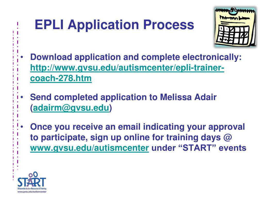 EPLI Application Process