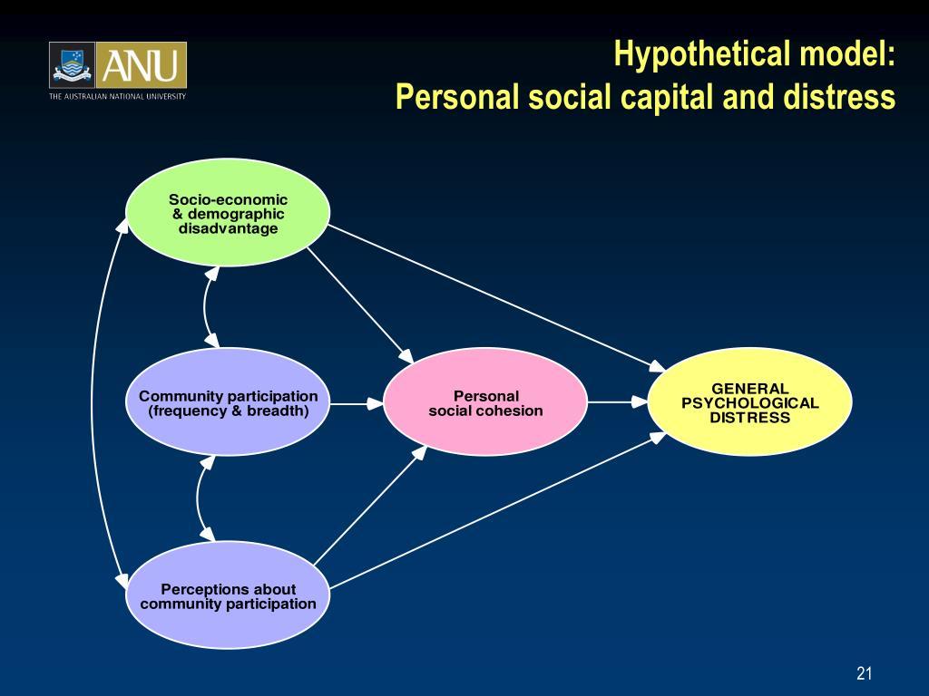 Hypothetical model: