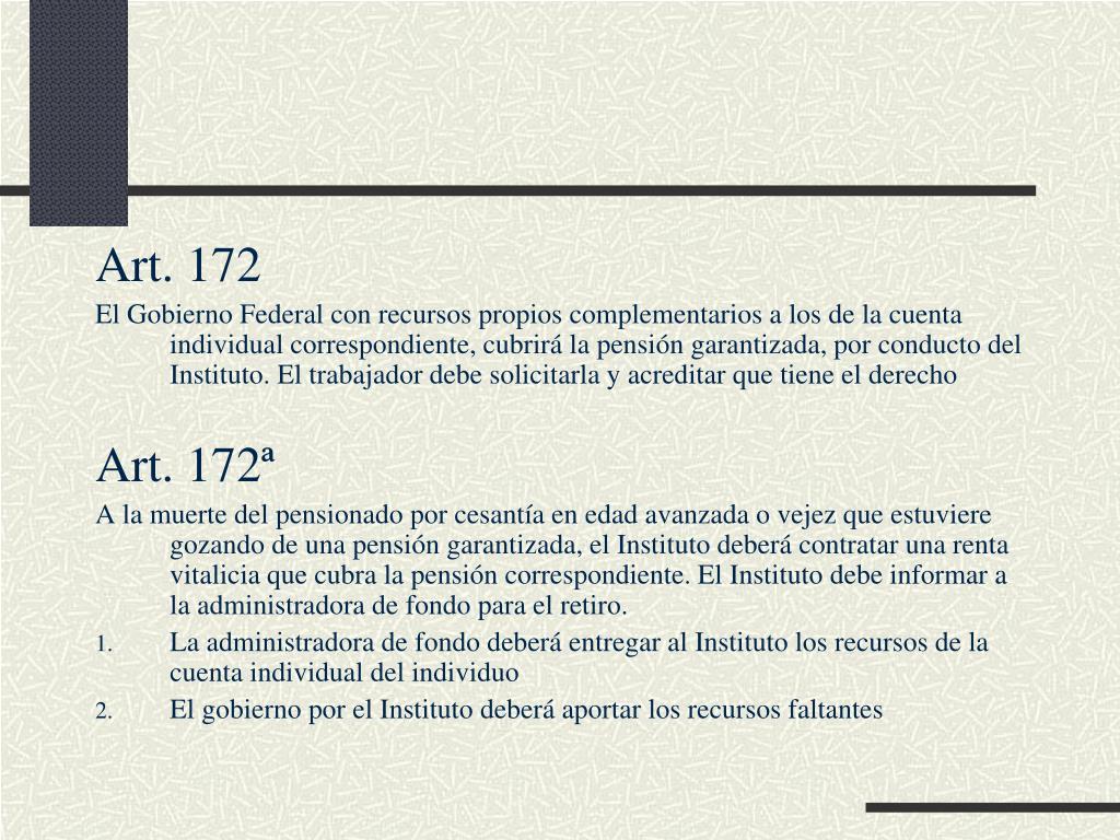 Art. 172