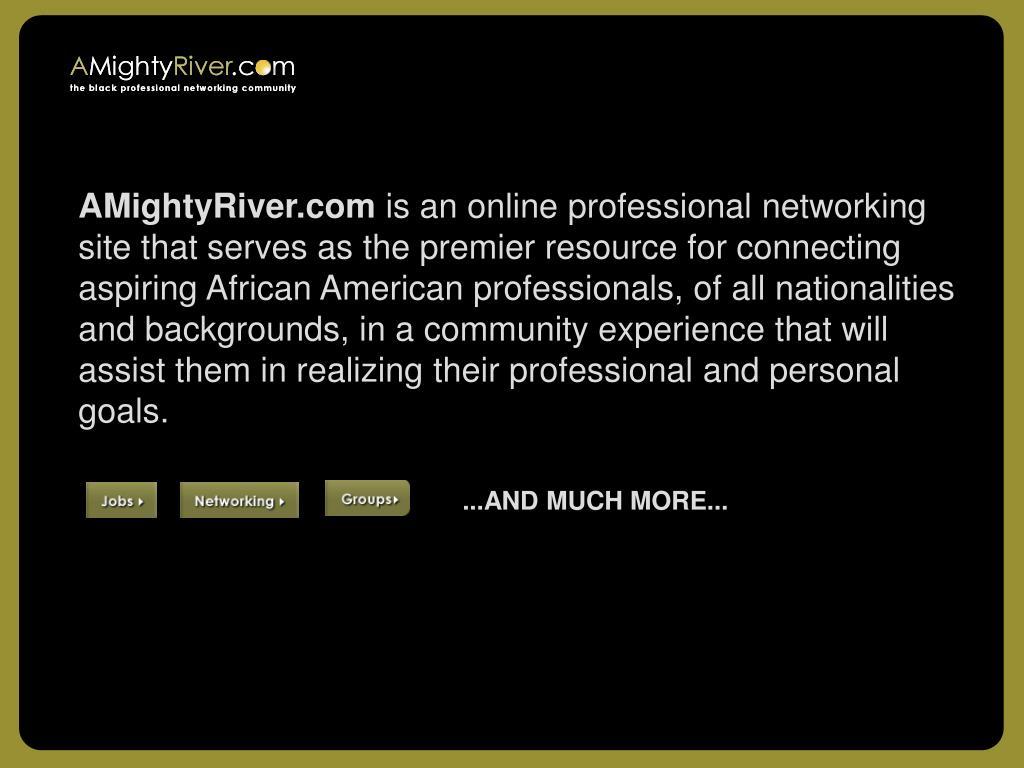 AMightyRiver.com