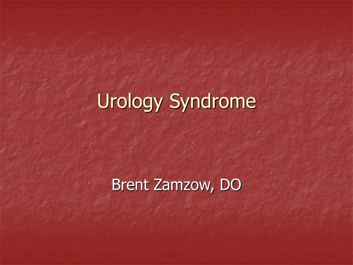 Urology syndrome l.jpg