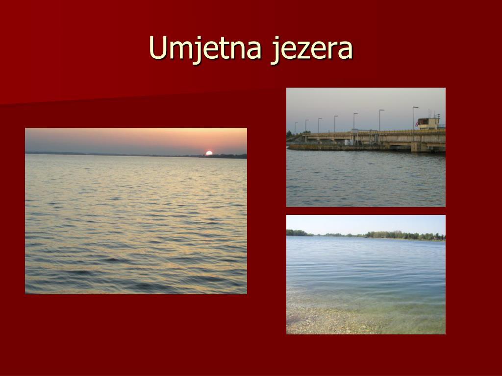 Umjetna jezera