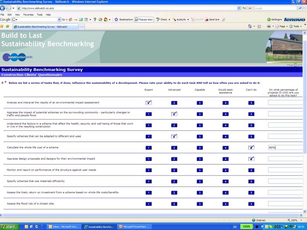 SD Skills Diagnostic Tool