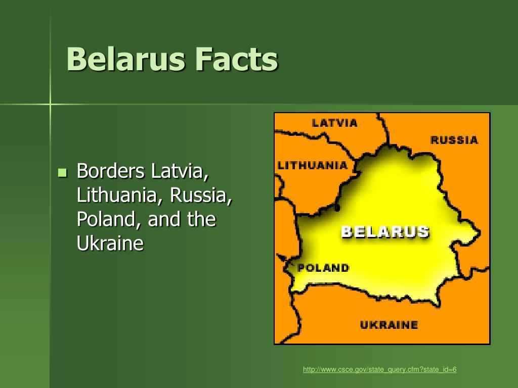 Belarus Facts