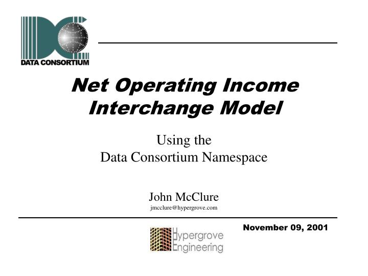 Net operating income interchange model l.jpg