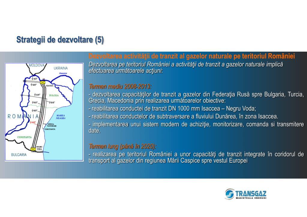 Strategii de dezvoltare (5)