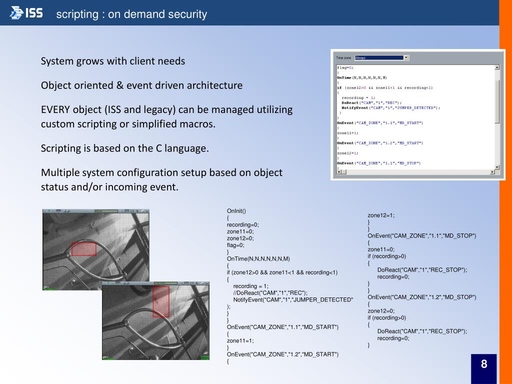 scripting : on demand security