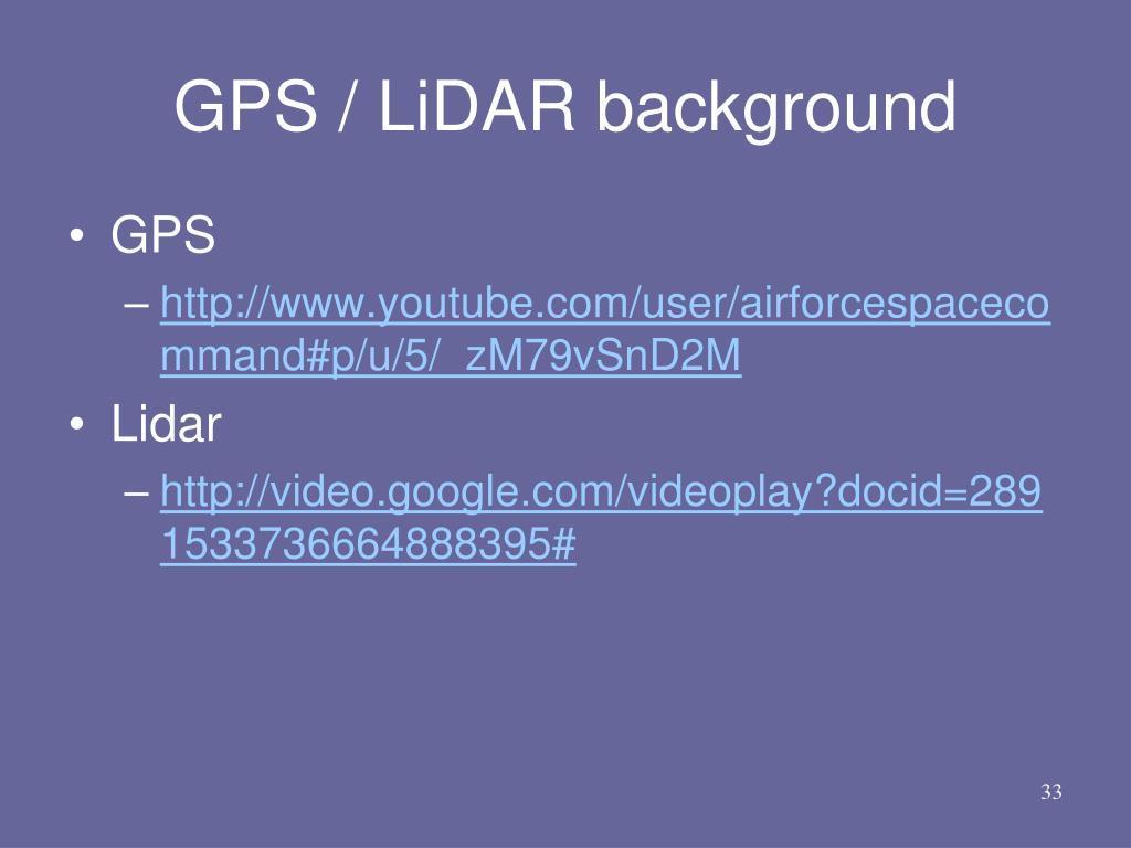 GPS /