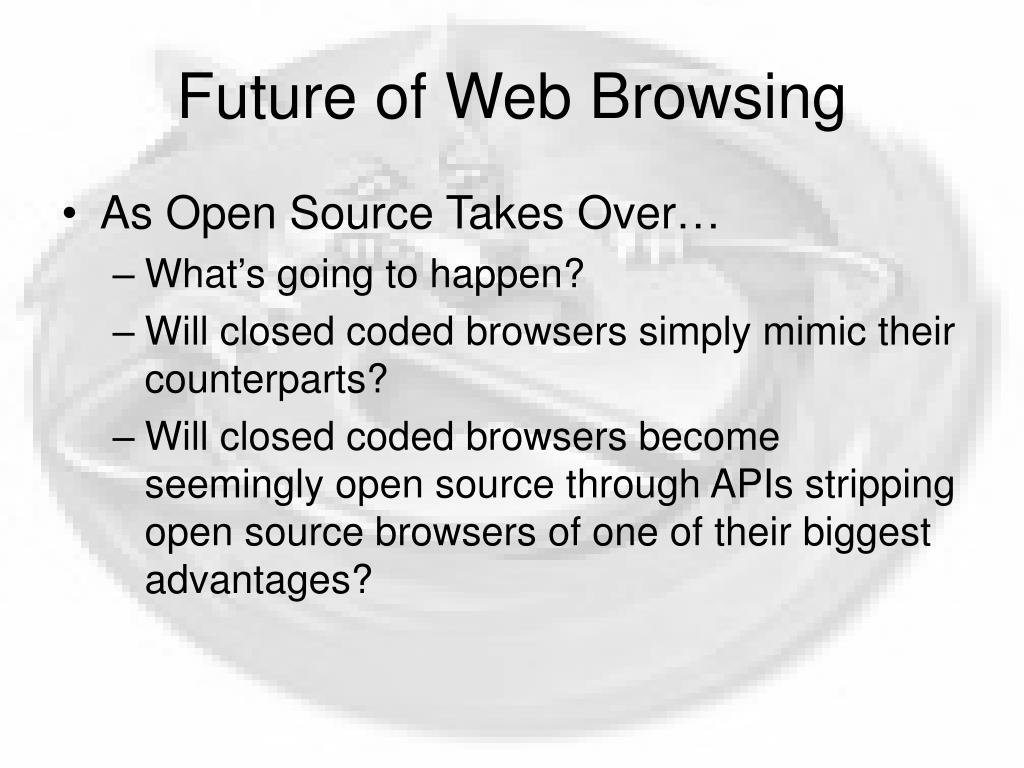 Future of Web Browsing