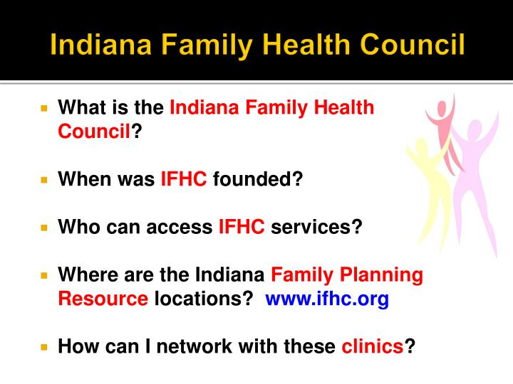 Indiana family health council