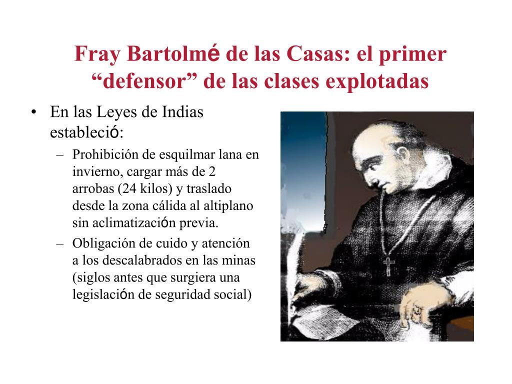 Fray Bartolm