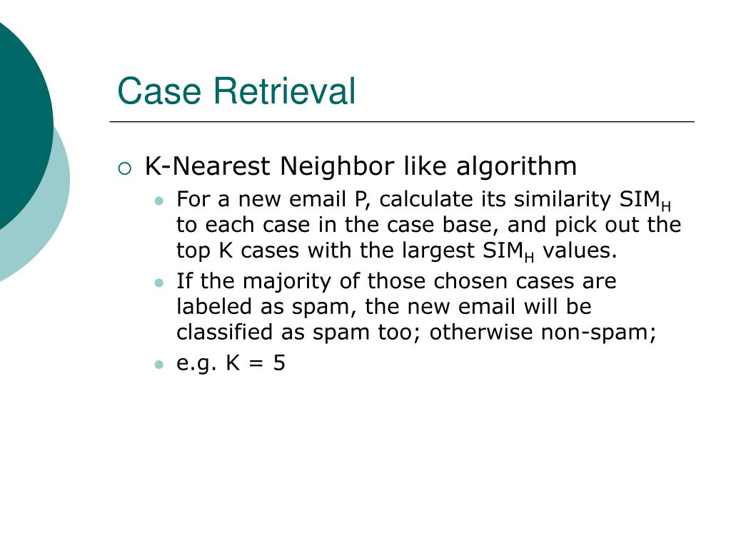 Case Retrieval