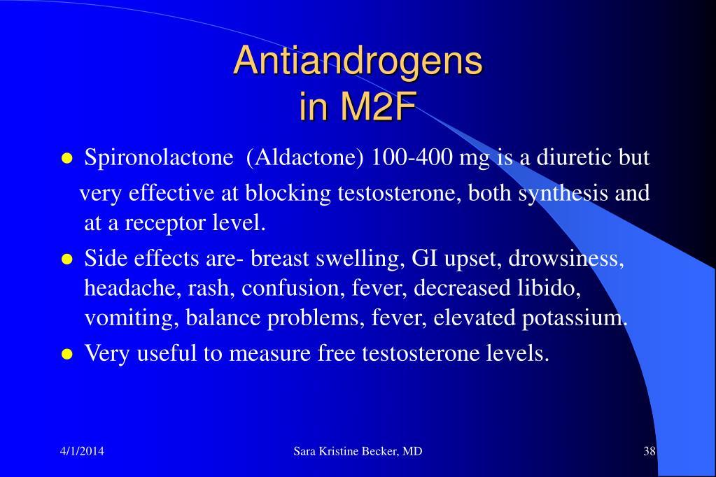 Antiandrogens