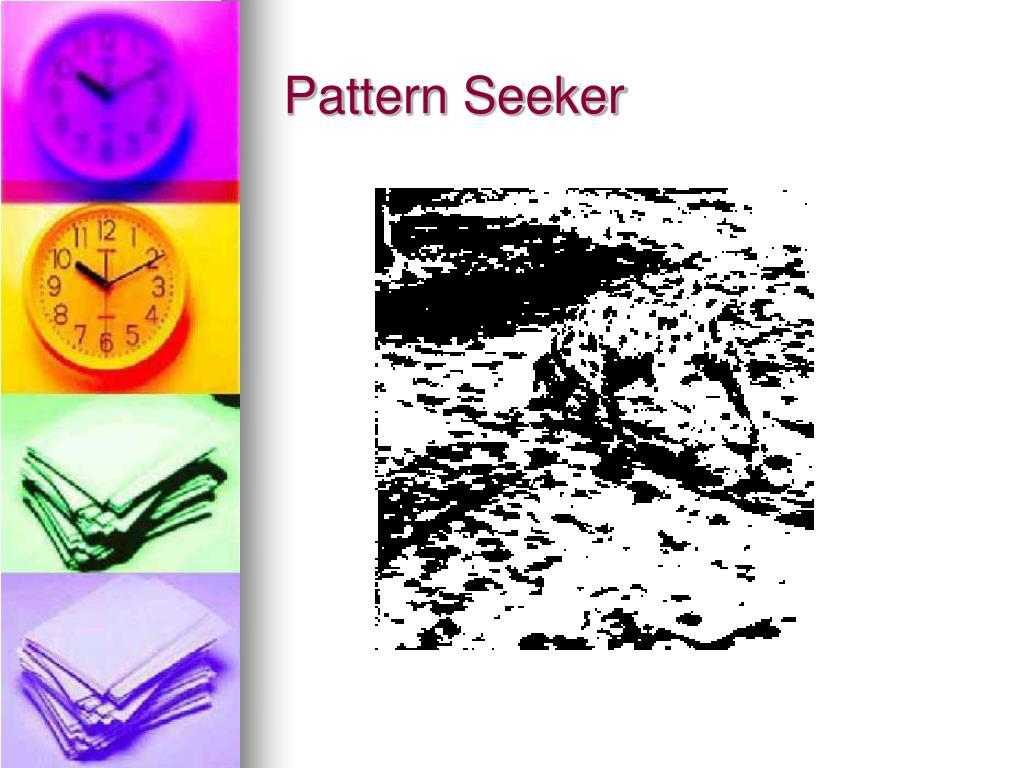 Pattern Seeker