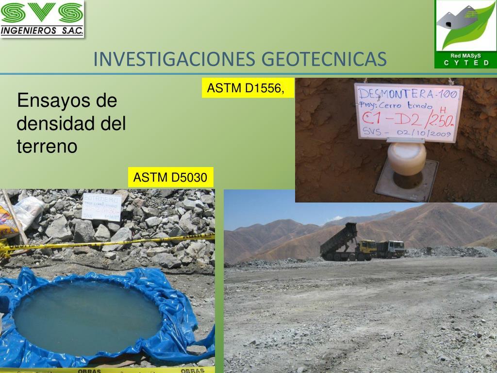 ASTM D1556,