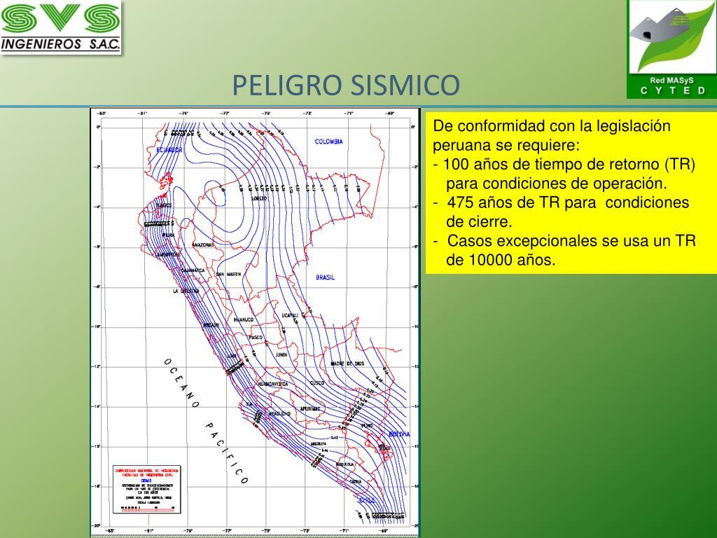De conformidad con la legislación peruana se requiere: