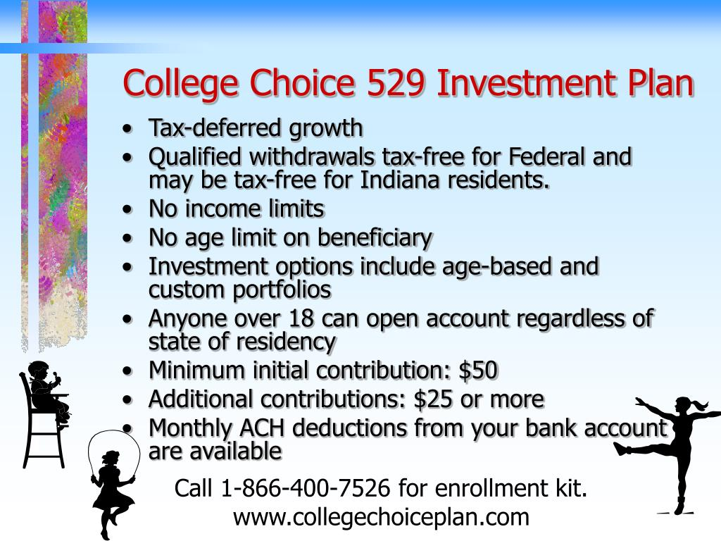 College Choice 529 Investment Plan