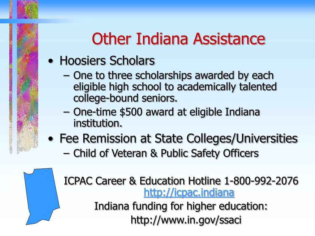 Other Indiana Assistance