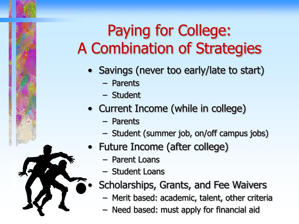 Paying for College: