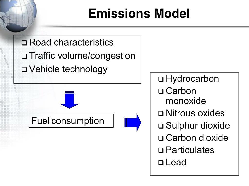 Emissions Model