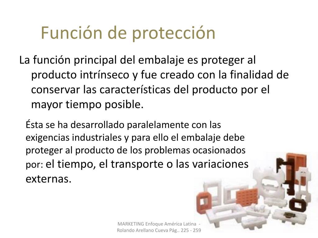 Función de protección