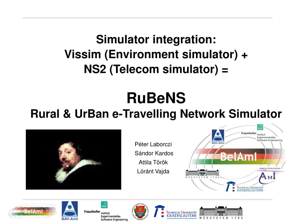 Simulator integration: