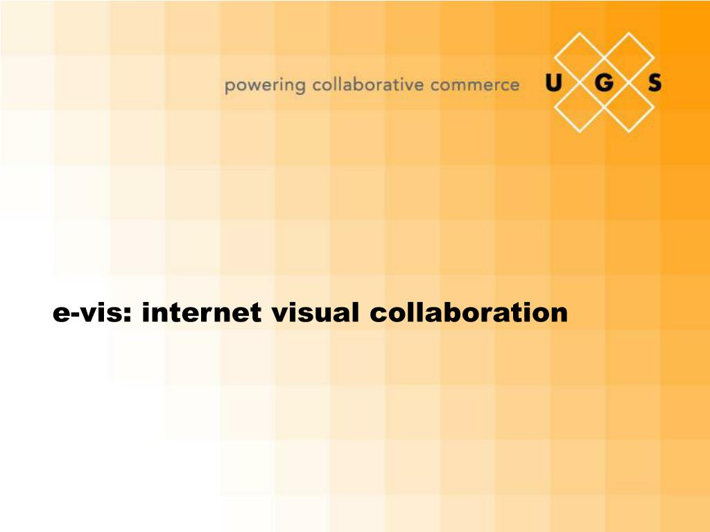 e-vis: internet visual collaboration