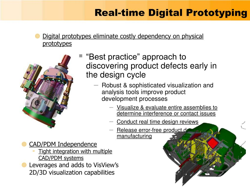 Real-time Digital Prototyping