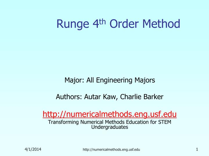 Runge 4 th order method l.jpg