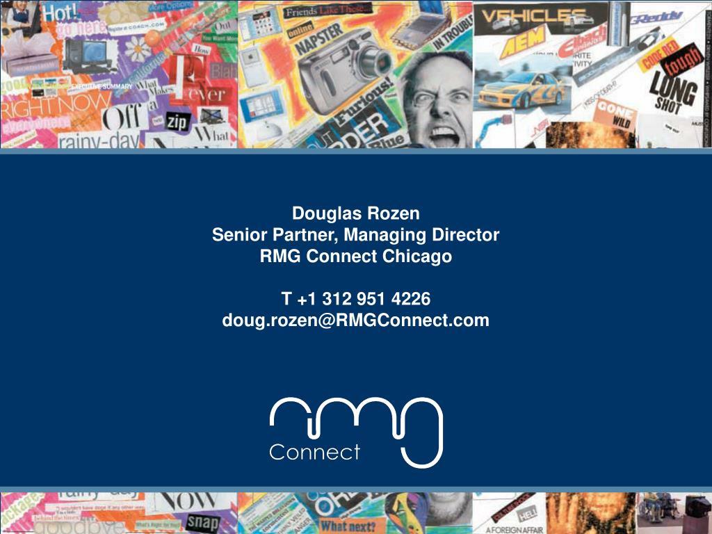 Douglas Rozen