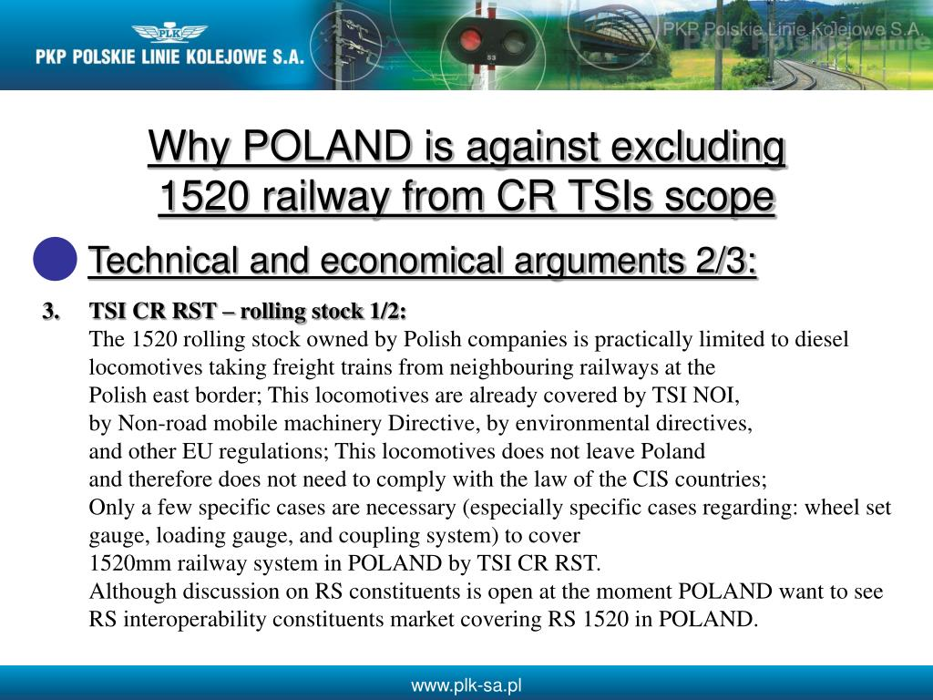 Why POLAND is against excluding