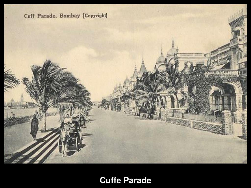 Cuffe Parade