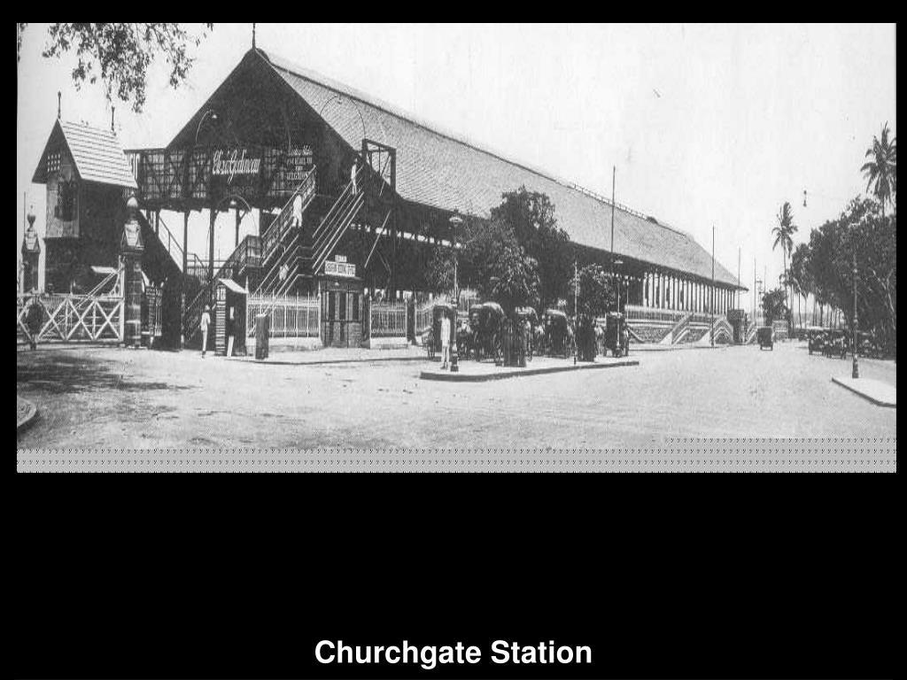 Churchgate Station
