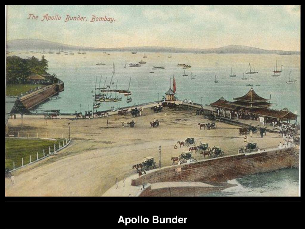 Apollo Bunder