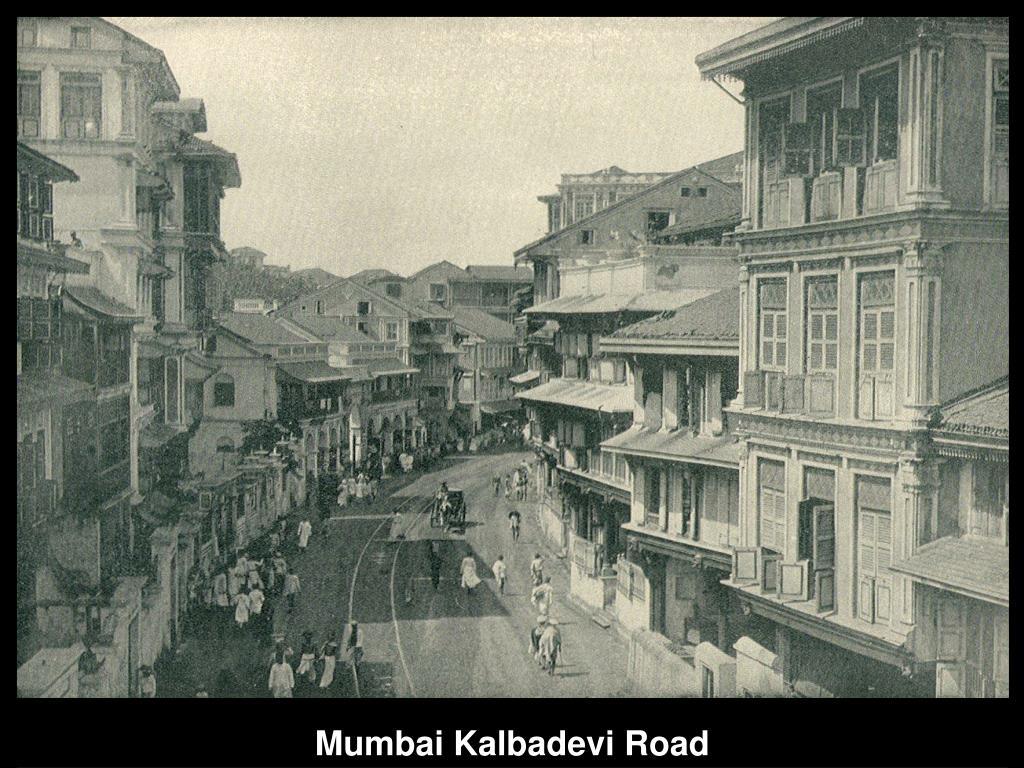 Mumbai Kalbadevi Road