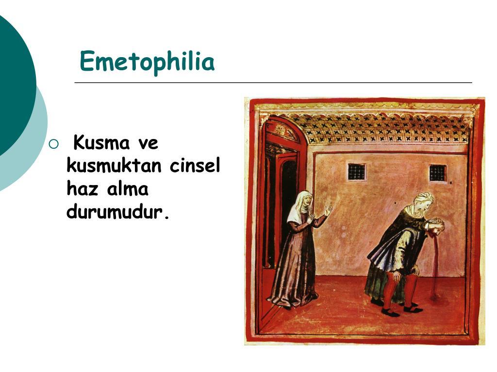 Emetophilia