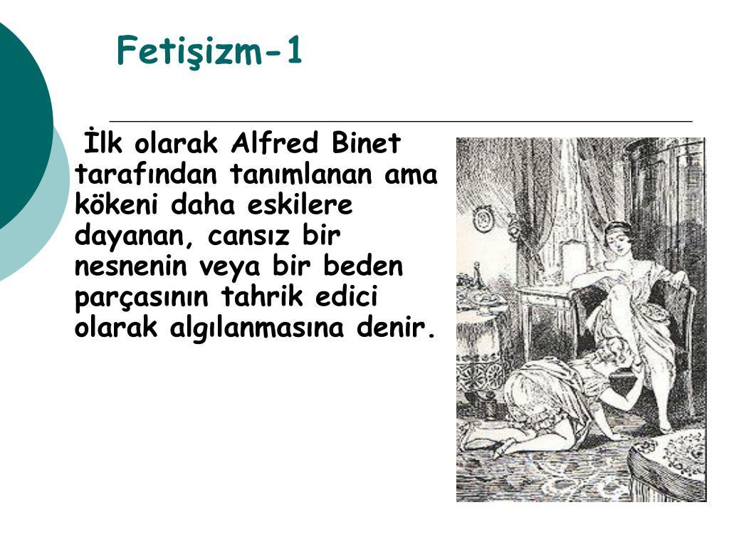 Fetişizm-1