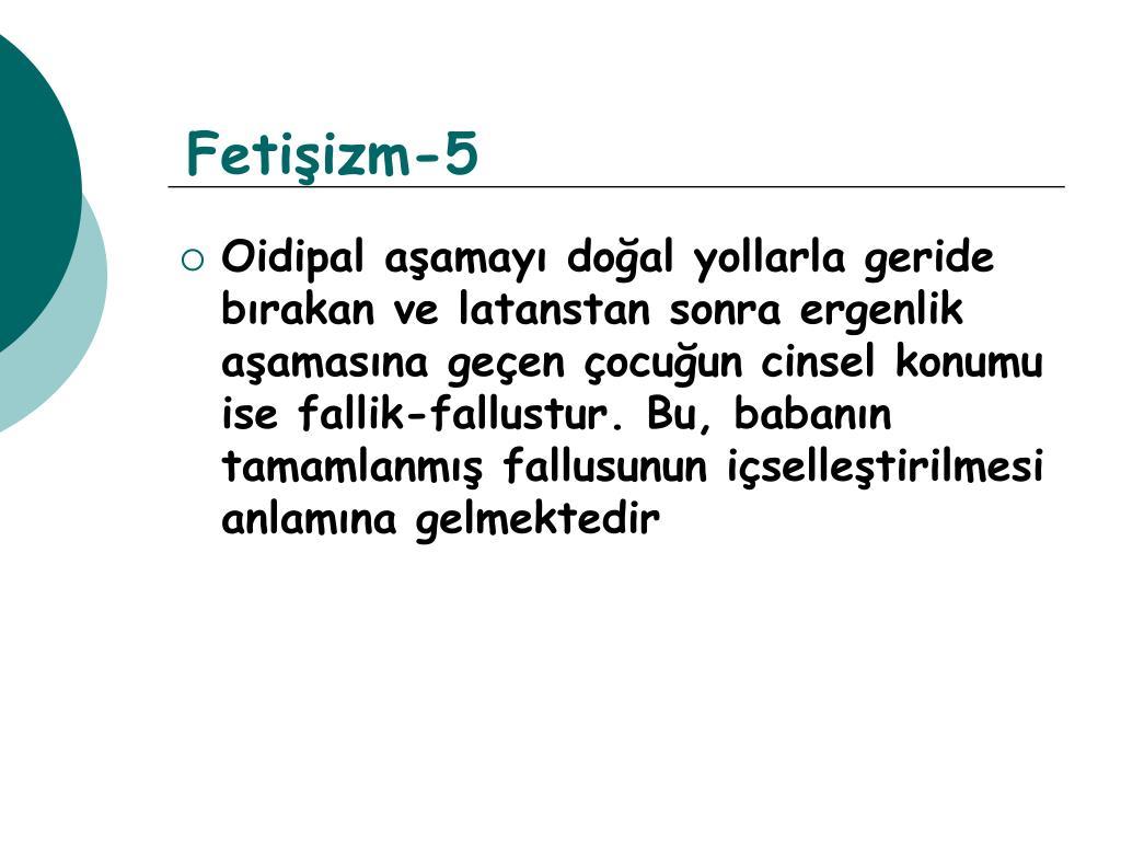 Fetişizm-5
