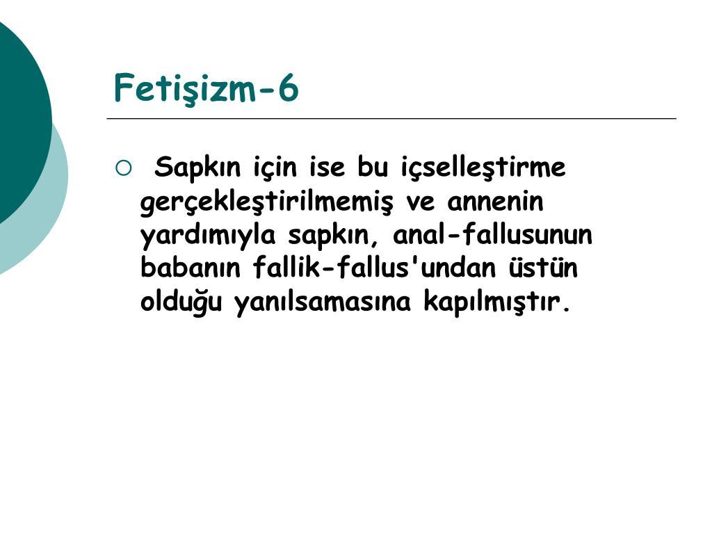 Fetişizm-6