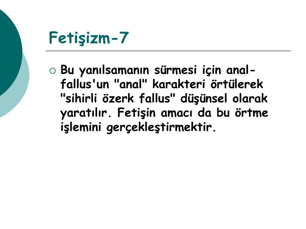 Fetişizm-7