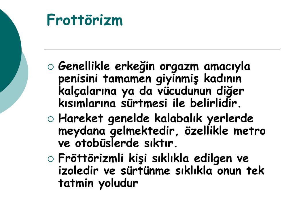Frottörizm