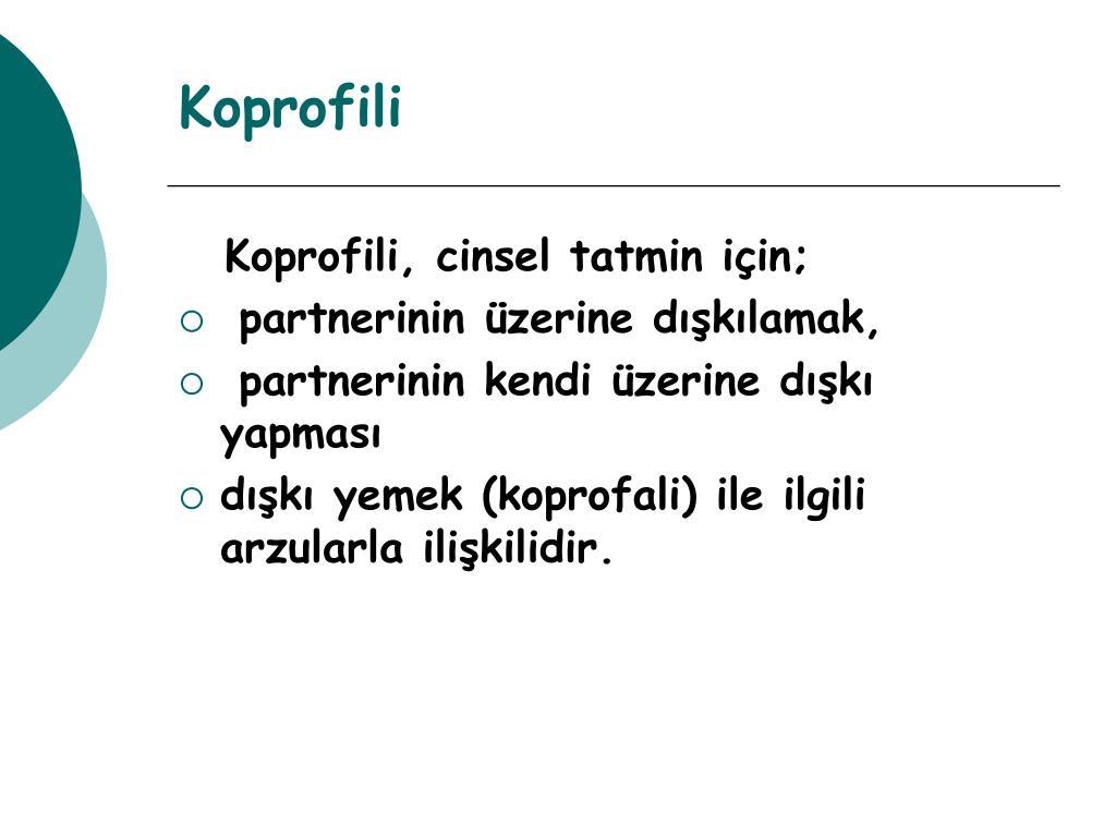Koprofili