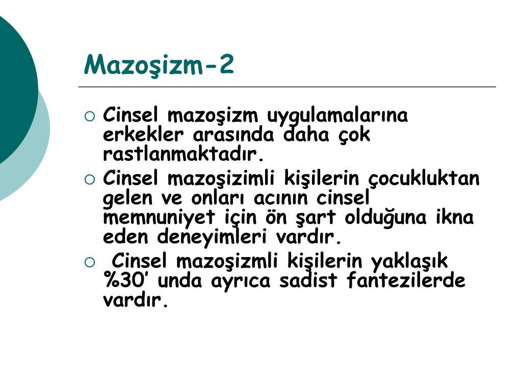 Mazoşizm-2