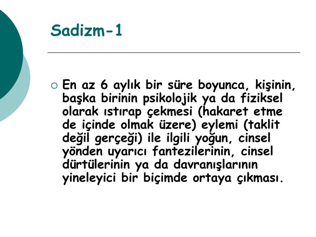 Sadizm-1