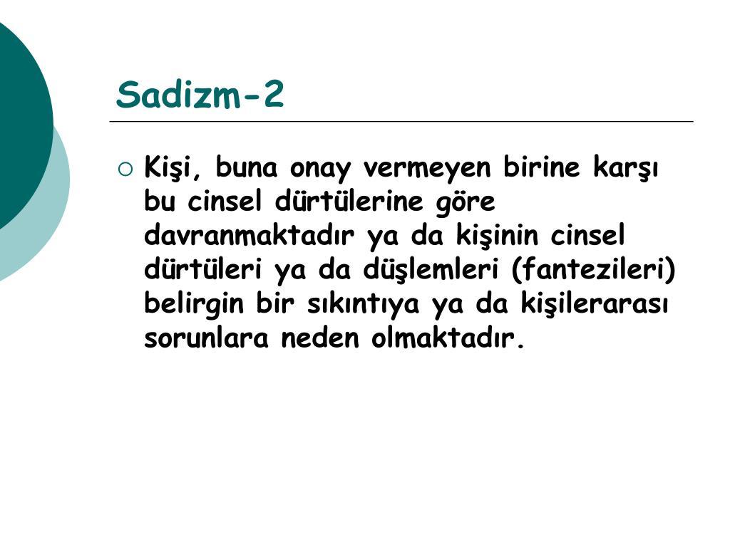 Sadizm-2
